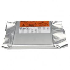 Erkodur folie vierkant 125x125mm 2.0mm (10st)