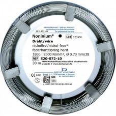 Cínový drôt (bez obsahu niklu) 0,7 mm spr-tw. / 30 m.
