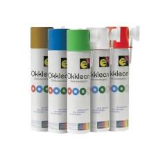 Kalka spray Okklean - okluzívny pauzovací papier v spreji