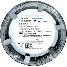 Cínový drôt (bez obsahu niklu) 0,9 mm spr-tw. / 10 m.