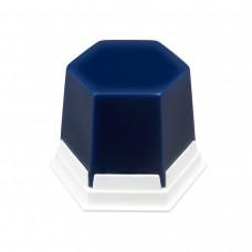 GEO Classic blauwe transparante wax 75g