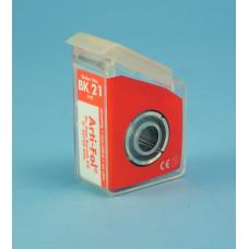 Pauzovací papier Arti-Fol červený 8 - super tenký. BK21
