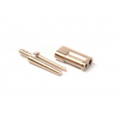 BI-Pin zonder naald 13,5 mm 100 stuks