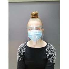 Beschermend masker met verwijderbare folies