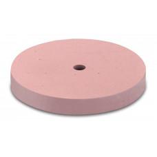 Gommen - roze ringen