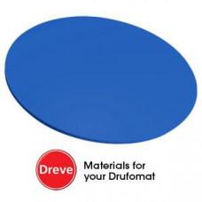 Dreve Drufosoft kleur 120mm 3mm blauw (blauw)