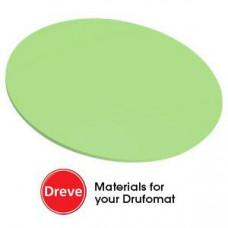 Dreve Drufosoft kleur 120mm 3mm neon-groen (neon groen)