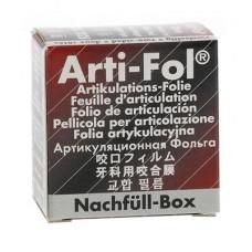 Pauzovací papier Bausch Arti-Fol 12u BK1028 doplnok