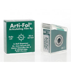 Nálepka Arti-Fol 8u jednostranná zelená BK22