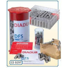 DFS Diadur metaal Co-Cr voor skeletten - kubus