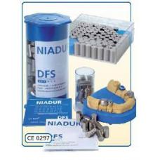 DFS Niadur Cr-Ni metaal voor porselein 1 kg