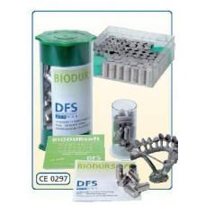 Biodursoft DFS nikkelvrij Co-Cr metaal voor porselein - enkel