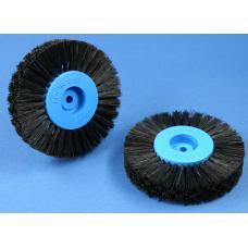 Rechte harde borstel 80x4 mm. Polyrapide