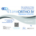 Gips IV klasse Eco Stone Ortho 5kg Premium superwit