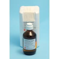 Finishing liquid 250ml - vloeistof voor glanzende Drufosoft folie