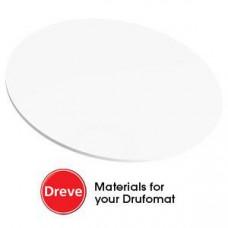 Dreve Drufosoft kleur 120mm 3mm wit (wit)