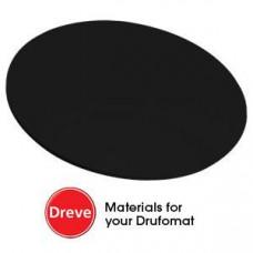 Dreve Drufosoft kleur 120mm 3mm zwart (zwart)