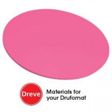 Dreve Drufosoft kleur 120mm 3mm roze (roze)