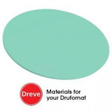 Dreve Drufosoft kleur 120mm 3mm turkoois (turkoois)