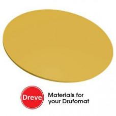 Dreve Drufosoft kleur 120mm 3mm goud (goud)