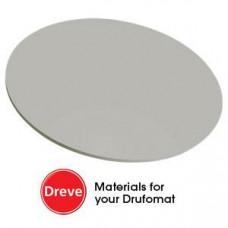 Dreve Drufosoft kleur 120mm 3mm zilver (zilver)