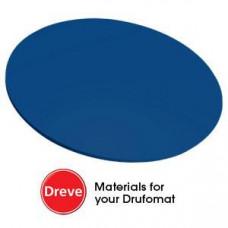 Dreve Drufosoft kleur 120mm 3mm blauw-opaq (marineblauw)