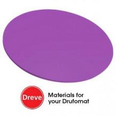 Dreve Drufosoft kleur 120mm 3mm lila (lila)