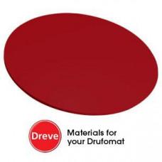 Dreve Drufosoft kleur 120mm 3mm bordeaux (bordeaux)