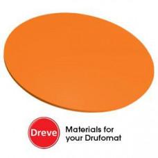 Dreve Drufosoft kleur 120mm 3mm oranje (oranje)